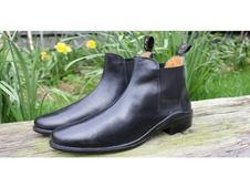 Mark Todd Pepin Jodhpur Boot. - UK