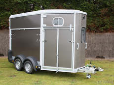 NEW SPECIAL OFFER Ifor Williams HB506 Double Horse Trailer (All Colours)