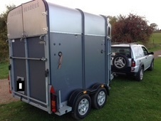 Ifor Williams Special Edition Epona 505 Trailer