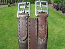 Leather Girth - Staffordshire