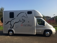 Cardley - Equestrian - New Build - Day Living - 2010 Citroen Relay