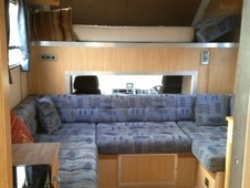 Volvo Fl6-14 Horsebox Full Living 5 Horse