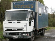 7. 5 Ton Ford Iveco Cargo