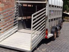 Ifor Williams High Roof Livestock Trailer Double Horsebox, Cattle...