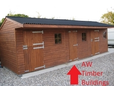 Stable Block 30ft X 12ft (new) £1, 995