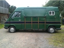4. 2 tonne marlborough sport horsebox