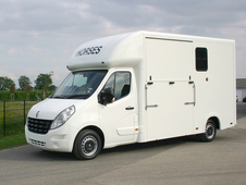 Gem Renault Master New Build On 2012 Chassis + Vat