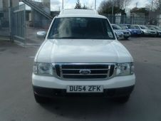 Ford Ranger Double Cab 4x4 2. 5, White, 2004(54), Ford Ranger . ....