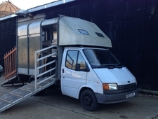 Reduced to sell - 3. 5t horsebox - mot oct 2015