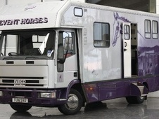Horsebox, Carries 3 stalls P Reg with Living - North Yorkshire