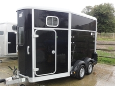 Sold!!! Black Ifor Williams 511 Trailer, 2012.