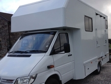 Mercedes 616 Horsebox 6. 5t 2005