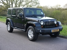 Jeep Wrangler 2. 8 Crd Sahara Unlimited, 2776cc, Convertible, Die...
