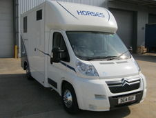 Brand New Citroen Relay Chasis With 0 Miles 64 Plate