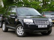 Land Rover Freelander Td4 Xs, Half Leather, Full Service History,...