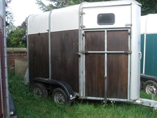 Ifor Williams Single Horse Trailer