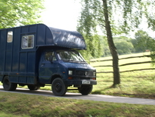 Great 5. 5t horsebox - Renault Dodge