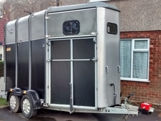 Ifor Williams hb510 Classic Horse Trailer
