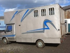 Horsebox, Carries 2 stalls P Reg - Northumberland