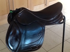 John Whittaker Professional Saddle