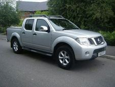 Nissan Navara Tekna D/c Dci 188 Leather Manual Mountain Topper . ...