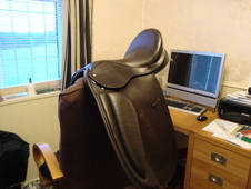 German Dressage Saddle