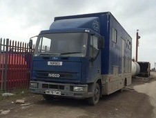 Iveco Daily 7. 5ton