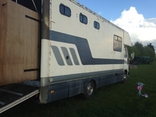 Reliable 7. 5ton horsebox tax & test sept15 REDUCED