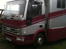 Horsebox, Carries 4 stalls N Reg - County Durham