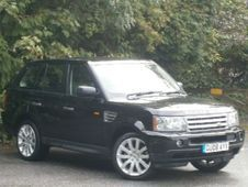 Land Rover Range Rover Sport 3. 6 tdv8 Hse 5dr Auto . . . South C...