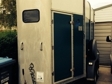 Ifor Williams 505 hunter trailer for sale