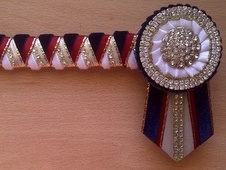 SHOW STOPPERS BROWBANDS - Lancashire