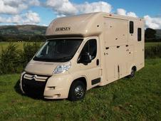 2008 CLWYDIAN WEEKENDER HORSEBOX ON RELAY HDi 120BHP