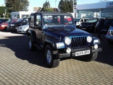 Jeep Wrangler Sport Soft Top, 3960cc, Blue, 2004(54), Jeep Wrangl...
