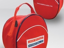 John Whitaker International:  Riding Hat Bag - Leicestershire