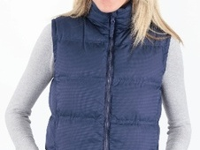 Shires Ladies Padded Gilet - Leicestershire