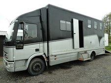 Ford Iveco 7. 5 Ton Horsebox