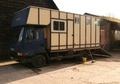 Horsebox, Carries 3 stalls S Reg - Hampshire