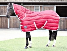 Shires Tempest 400g Stable Rug Combo  [Sizes:  5'6