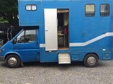 3.5 Ton Pony Lorry, Ford Transit