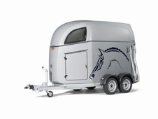 Award winning Böckmann trailers - Suffolk