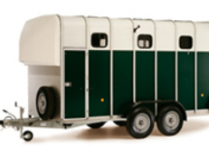 Ifor Williams HB510XL horse trailer