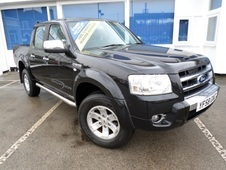 Ford Ranger Thunder 4x4 Dc + Vat, 2500cc, Pick-up, Diesel, . . . ...