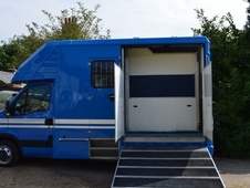 Ford Iveco 3. 5 ton horsebox