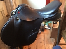 New Albion k2 Jump Saddle