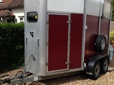 Ifor Williams HB505 trailer 2004
