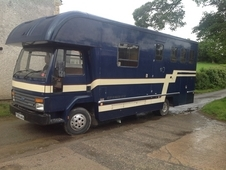 F Reg Iveco Ford, 188, 000 Kilometres On Clock, 7. 5 Tons. Taxed ...