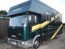 Horsebox, Carries 3 stalls K Reg - East Sussex