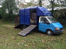 Perfect First Horsebox 3. 5tonne