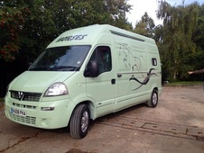 Horsebox, Carries 2 stalls 07 Reg - South Yorkshire